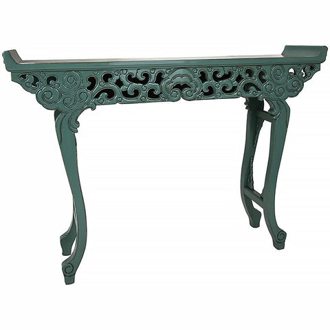 Altar Table Jade Green