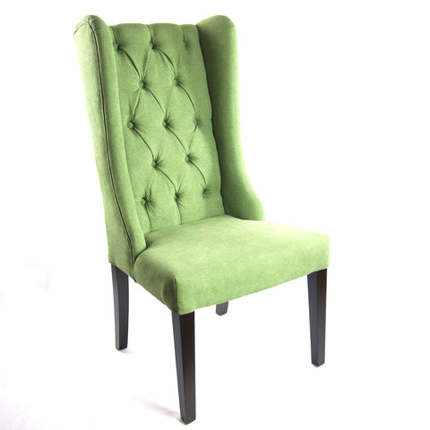 Tufted Backrest Dining Chair