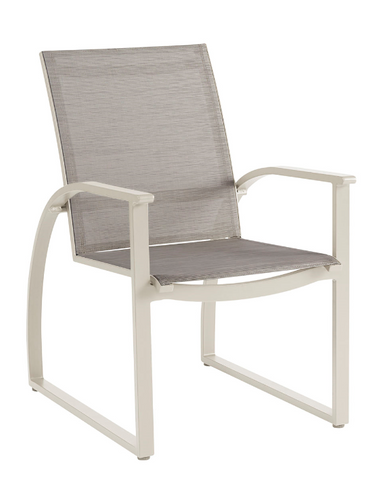 Cityscapes Outdoor-Claidon Sling Dining Chair