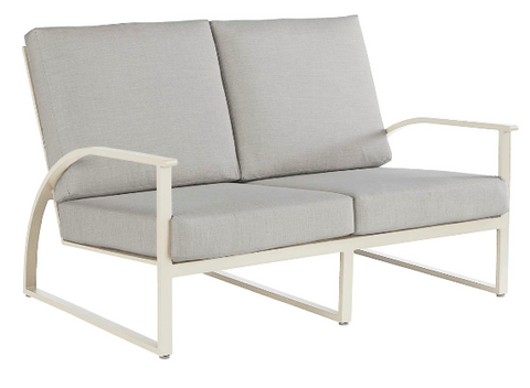 Cityscapes Outdoor-Parker Loveseat