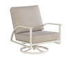 Cityscapes Outdoor-Parker Swivel Rocking Club Chair