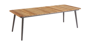 Epicenters Austin Outdoor - Darrow Recycle Teak Dining Table By A.R.T. Furniture