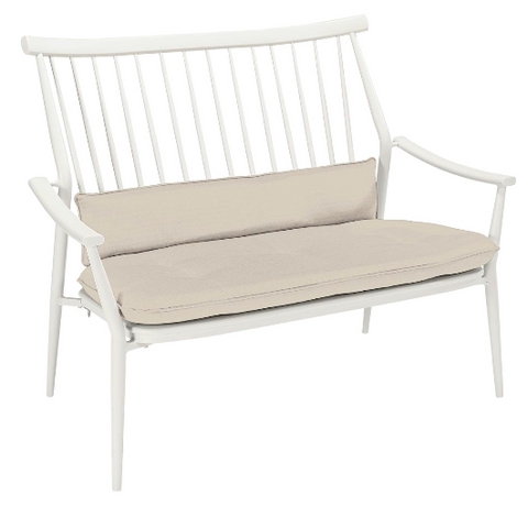 Epicenters Austin Outdoor - Darrow Settee By A.R.T. Furniture