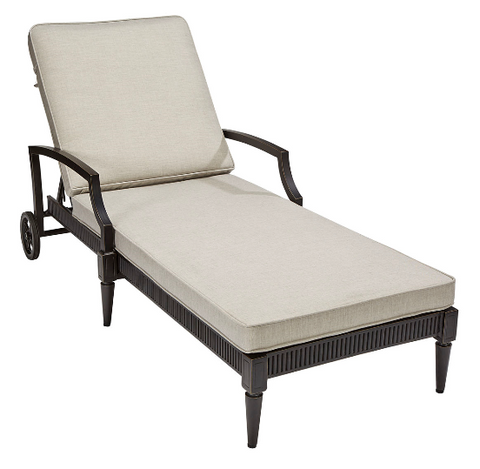 Morrissey Outdoor- Sullivan Chaise Lounge By A.R.T. Furniture