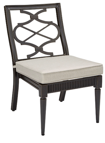 Morrissey Outdoor - Phillips Armless Dining Chair By A.R.T. Furniture