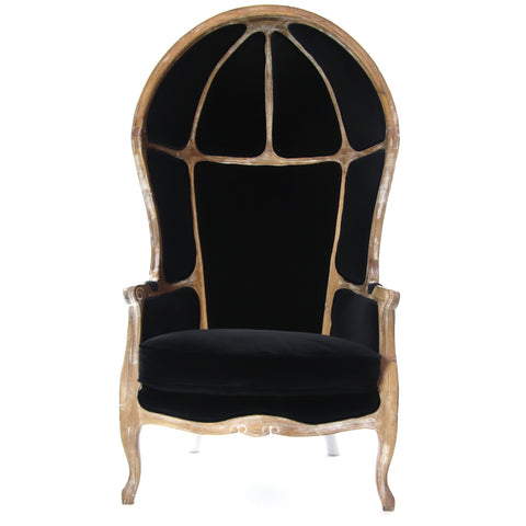 Image of Throne Caged Chair