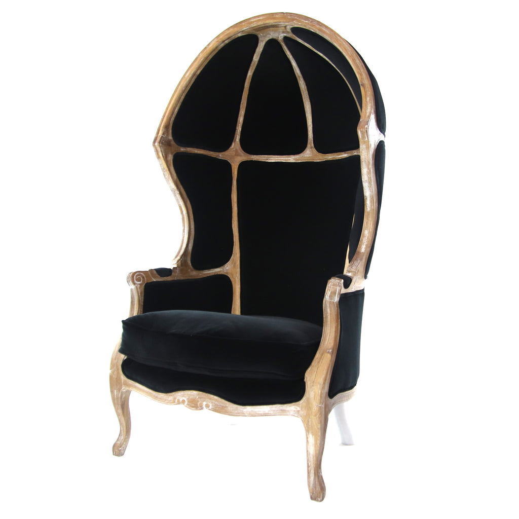 Throne Caged Chair