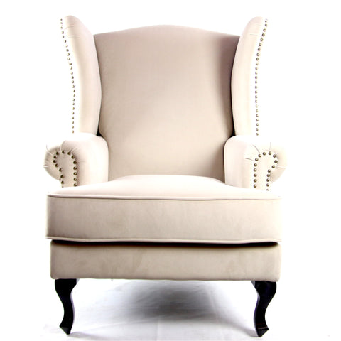 Image of Throne Accent Chair