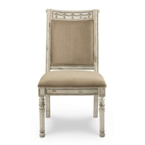Image of Side Chair Parchment By Schnadig® (ON SALE)