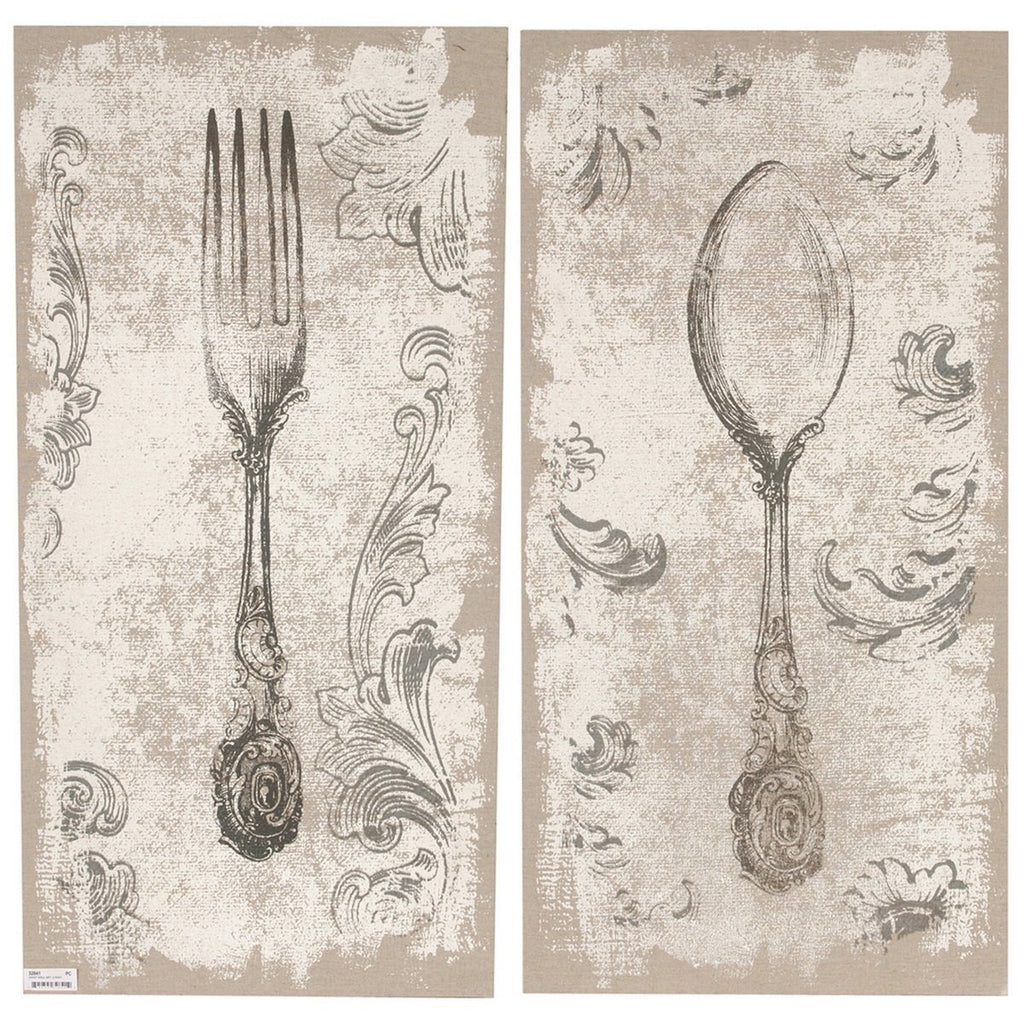Danica Fork-and-Spoon Prints