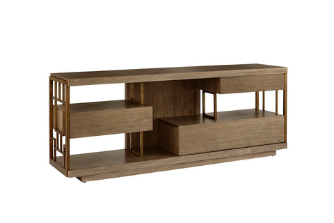 WoodWright - Neutra Entertainment Console