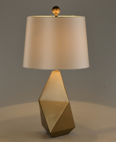 Gourd Bronze Table Lamp