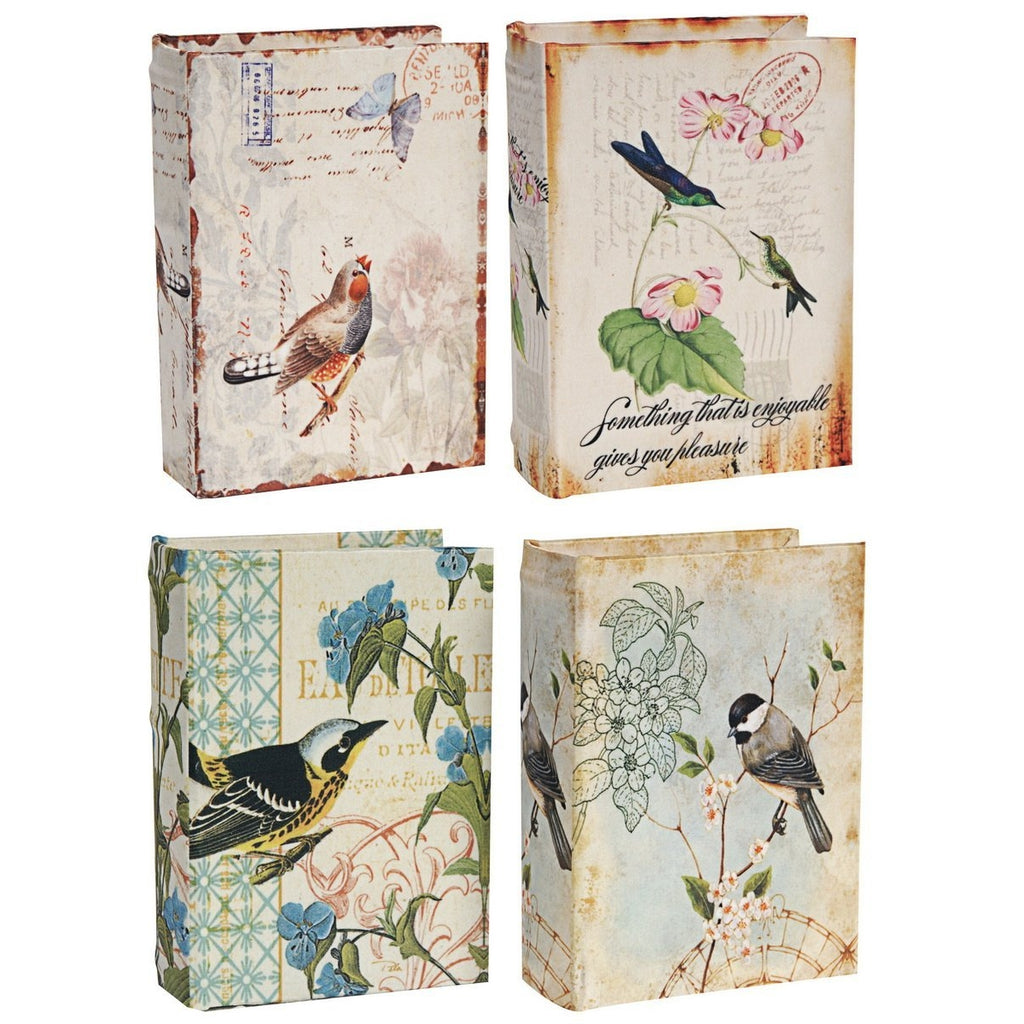 Shabby Chic Book Boxes