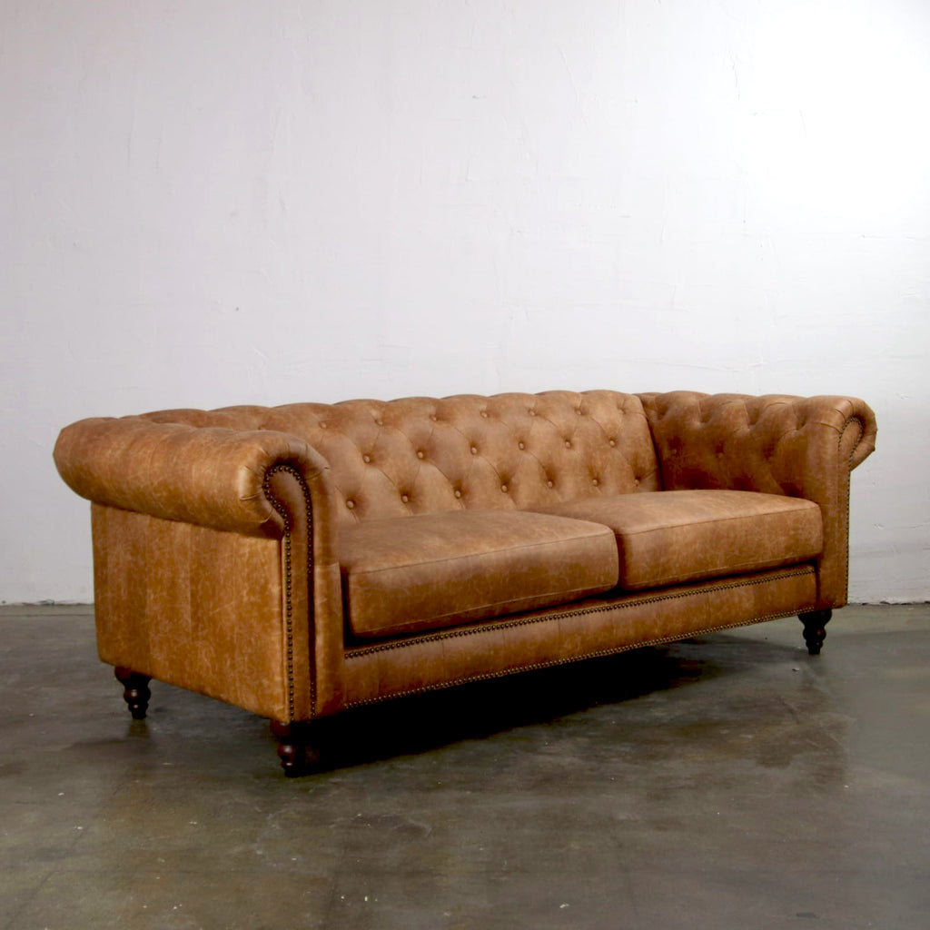 Stanley 2 Seater Chesterfield Sofa By Taylor B®