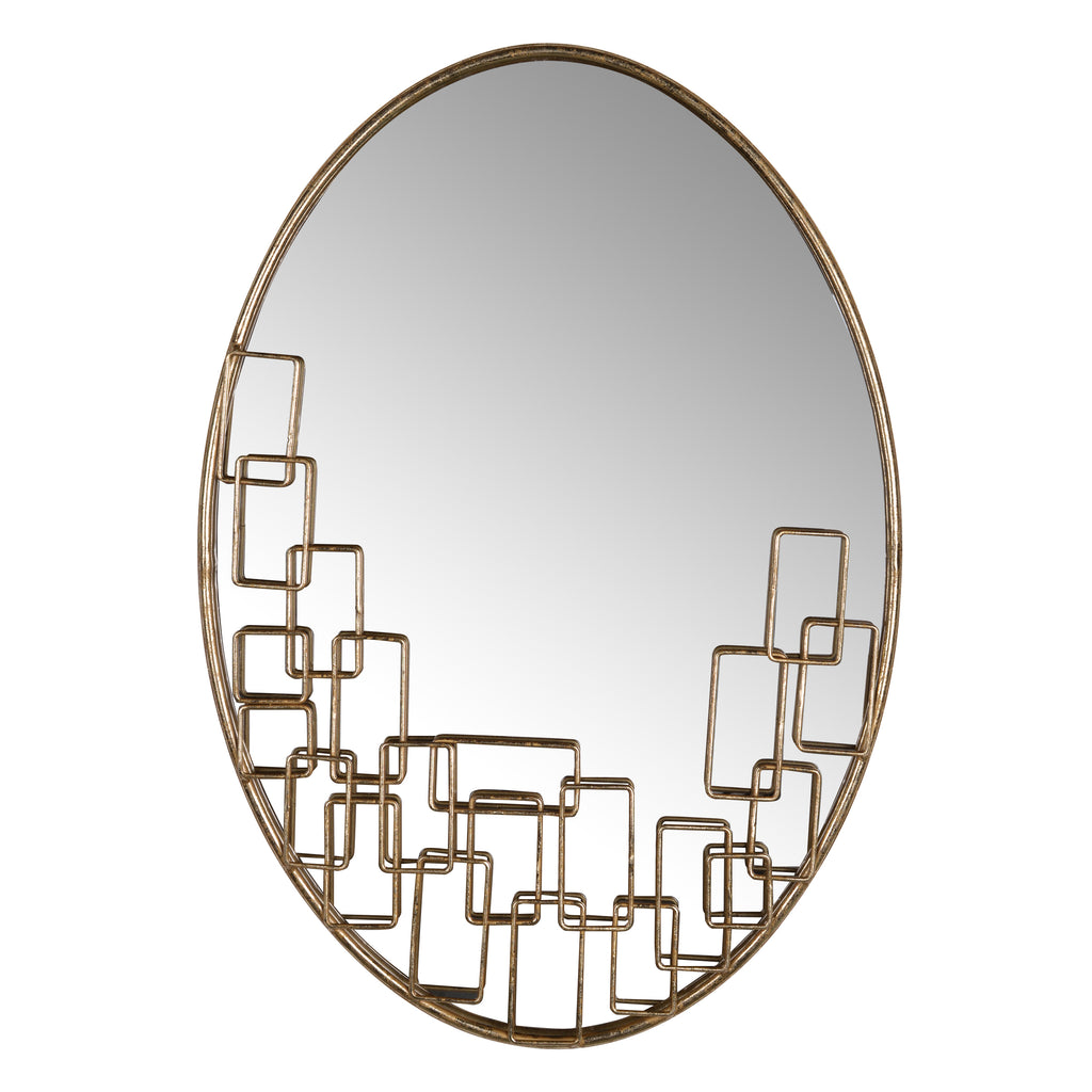 MAXIME OVAL MIRROR