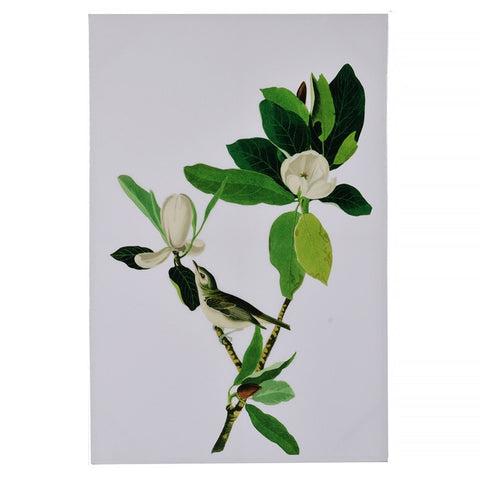 Magnolia Blooms Wall Art Design 2