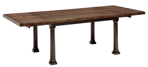 Image of American Chapter - Live Edge Dining Table by A.R.T®