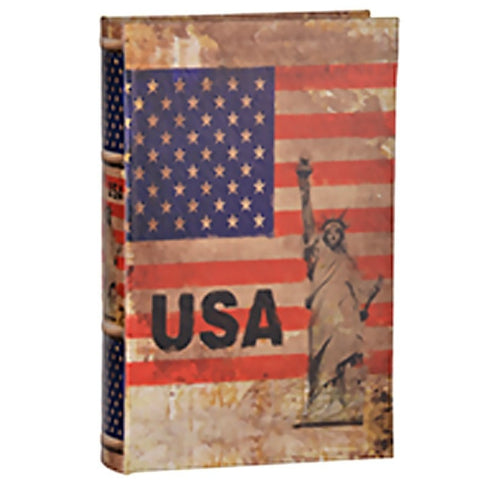 Keep Calm Liberty Faux Book (Design 4)