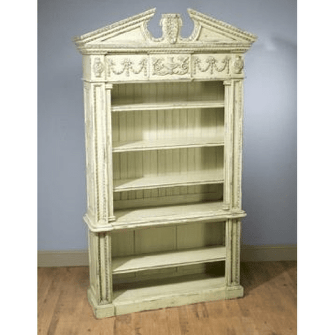 BookCase Gregorian White