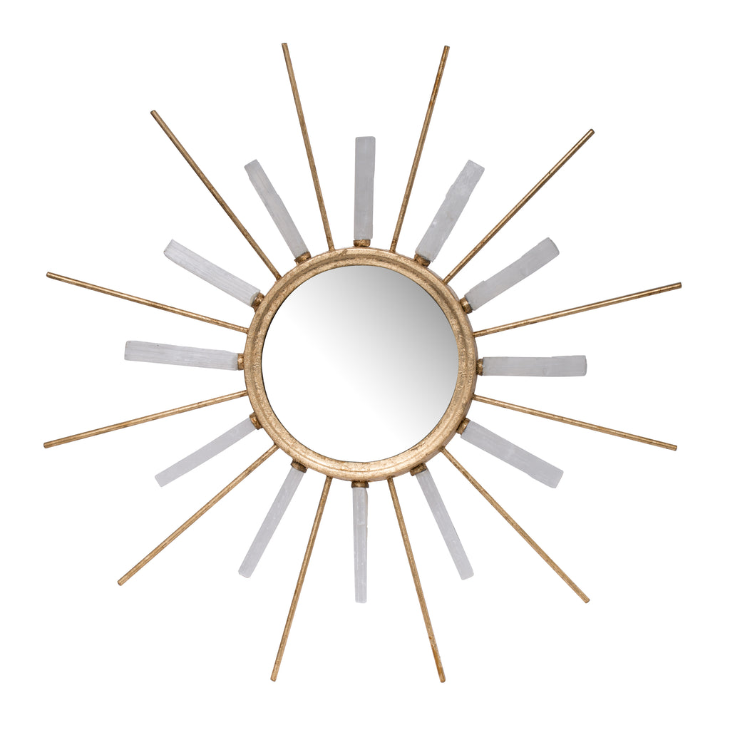 Dulcie Beam Mirror