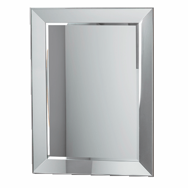 Beveled Frame Wall Mirror