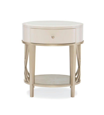 Image of ADELA END TABLE by Caracole®