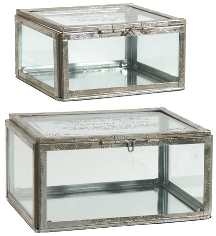 Image of JEWELRY BOXES
