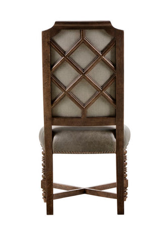 American Chapter - Distiller's Uph Back Side Chair