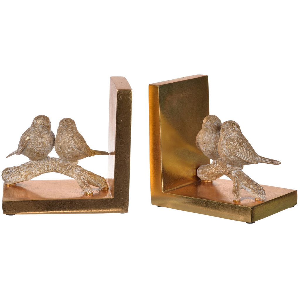 Duchess Bookends, Gold