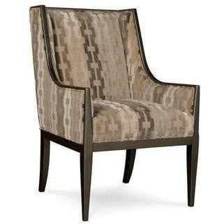 Wythe Coffee Bean - Wing Chair