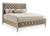 Diamonds Are Forever Queen Bed by Caracole®