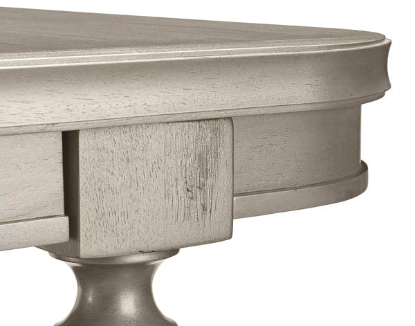 Morrissey - Oldham Leg Dining Table - Bezel by ART®