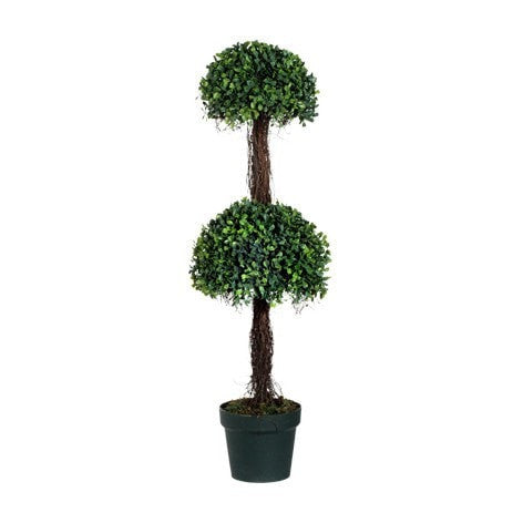 Faux Boxwood Topiary - Taylor B. Fine Design Group