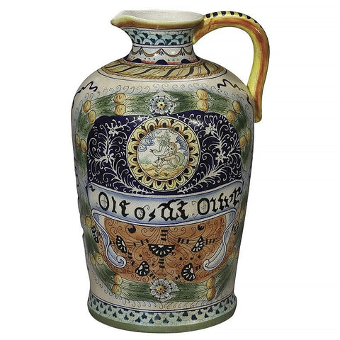 Italian Style Pottery 15inch Water Jug