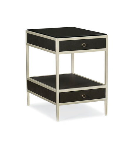 UPTOWN END TABLE by Caracole®