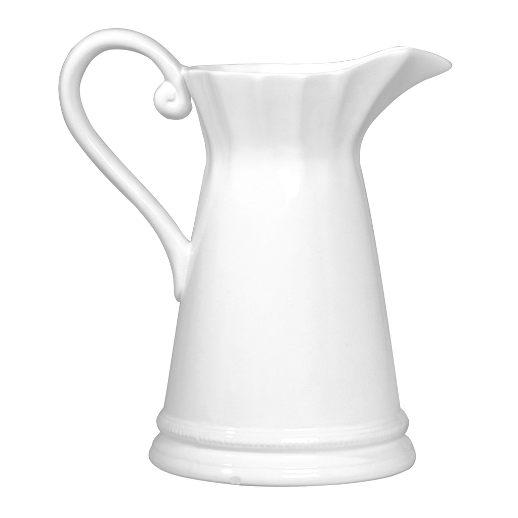Maisie Pitcher, White