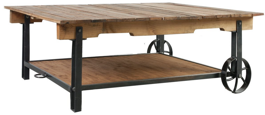 Navin Oversized Coffee Table
