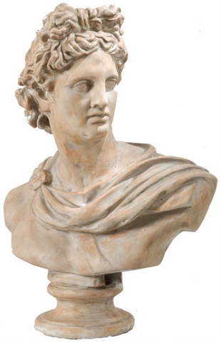 Image of Bust Statue