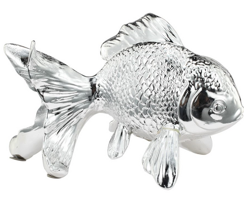 Image of Small MR.Limpet Resin Fish Figurine