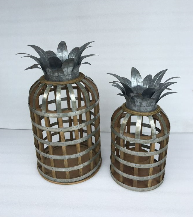 Samana Pineapple Lanterns