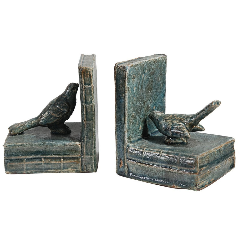 Rustic Medieval Bookends