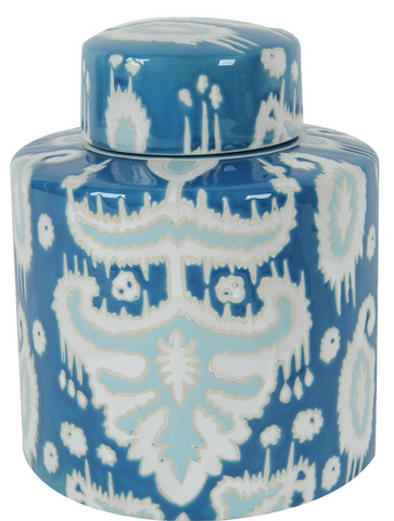 Decorative Lidded Jar