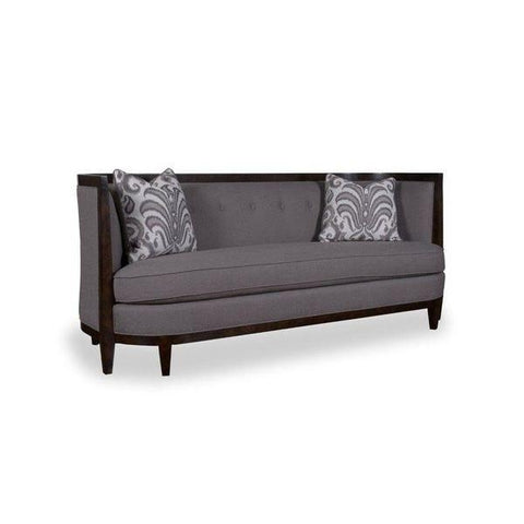 Morgan Charcoal Sofa - Taylor B. Fine Design Group