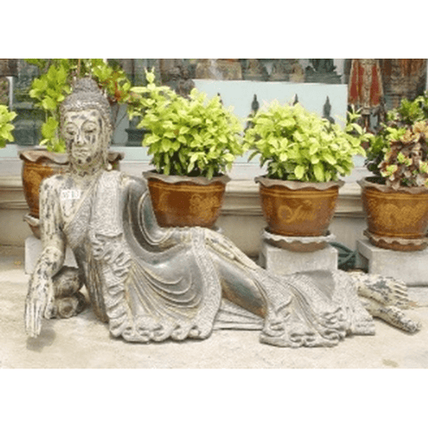 "30"" Mandalay Sitting Buddha"