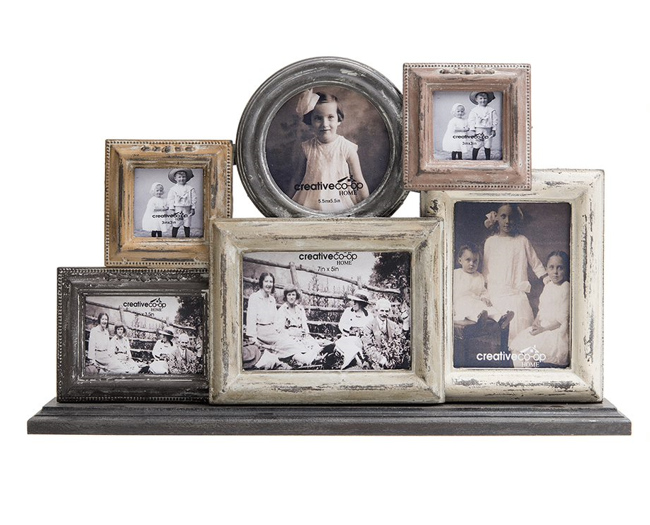 Wood Frame Collage