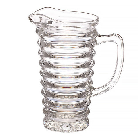 Lisel Cut Crystal Pitcher