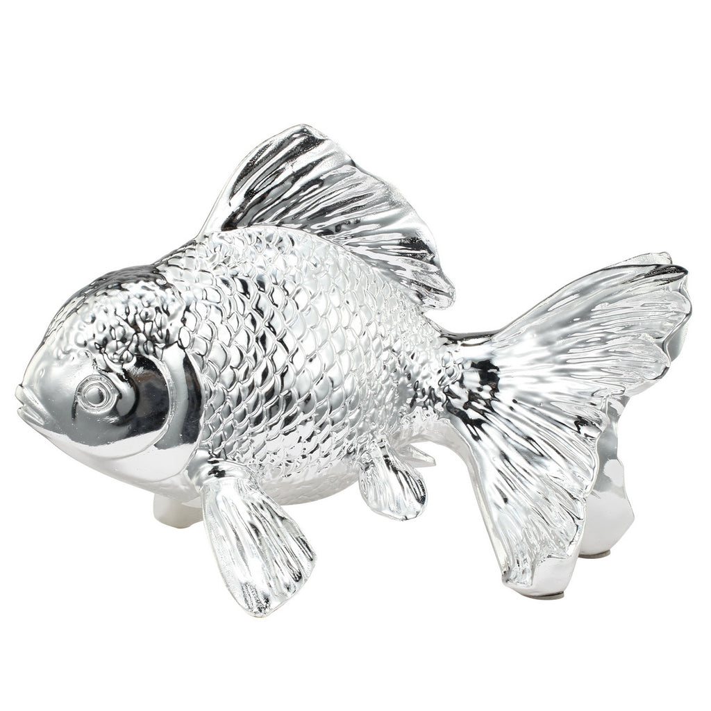 Small MR.Limpet Resin Fish Figurine