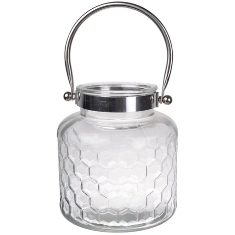 Effie Textured Lantern