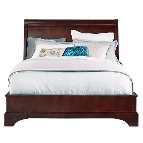 Chelsea sleigh  Platform Bed U.S Queen (ON SALE)