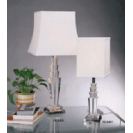 Deco Style Crystal Lamp LARGE